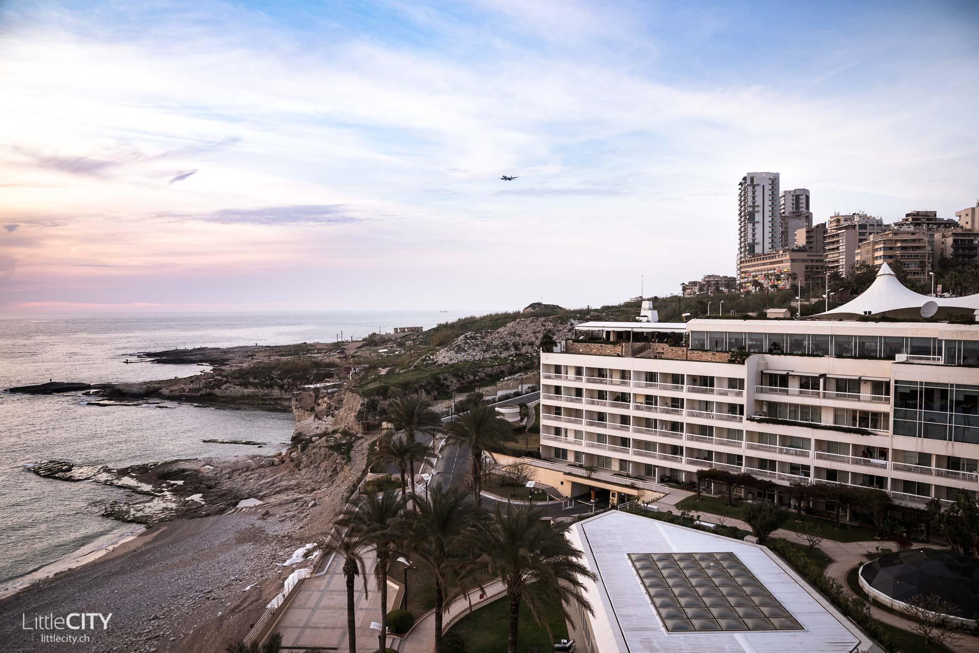 Beirut Libanon Reisebericht Mövenpick Hotel