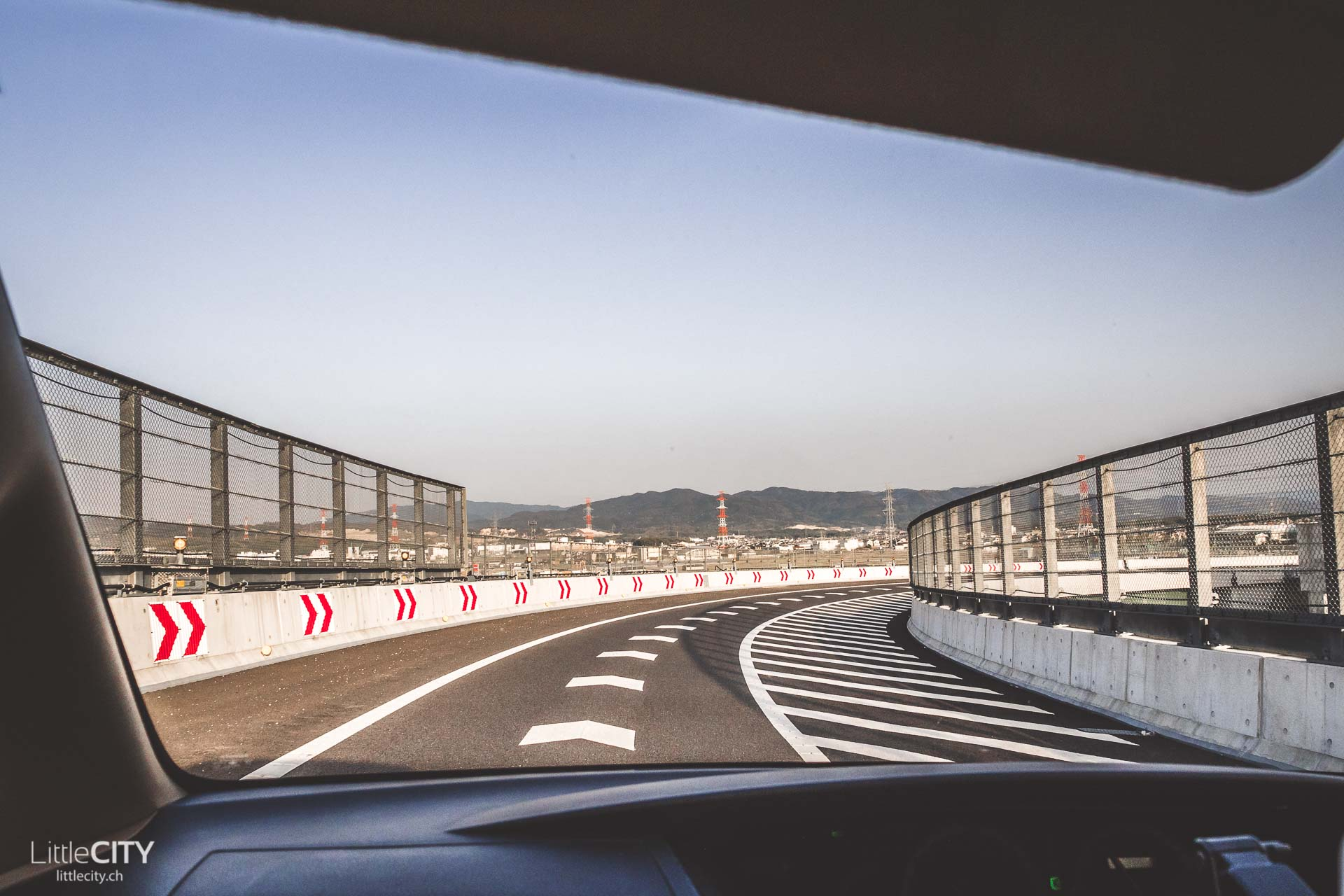Autofahren in Japan Autobahn