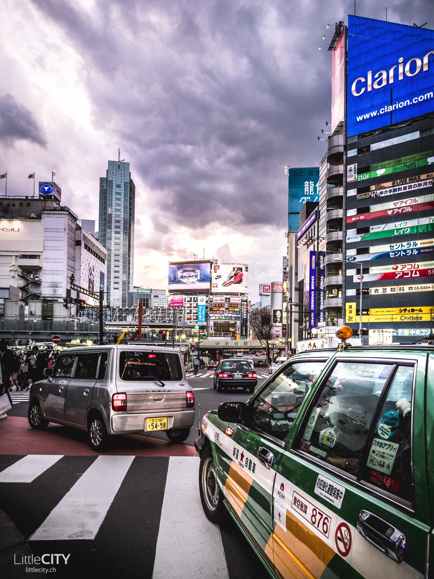 Shibuya Tokio Reisetipps Reiseblog