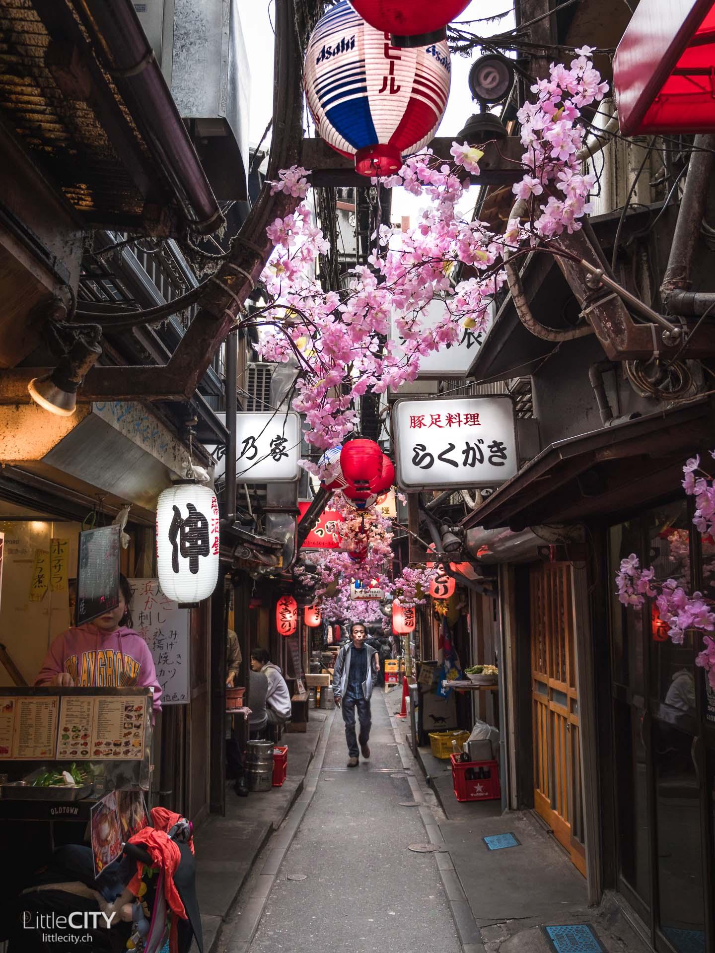 Piss Alley Shinjuku Tokio Reisetipps