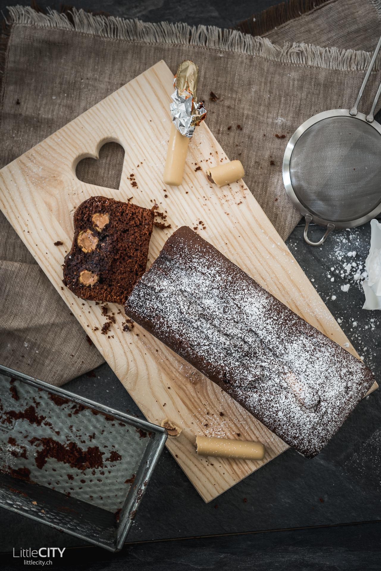 Mississippi Cake Rezept Schoggistängeli