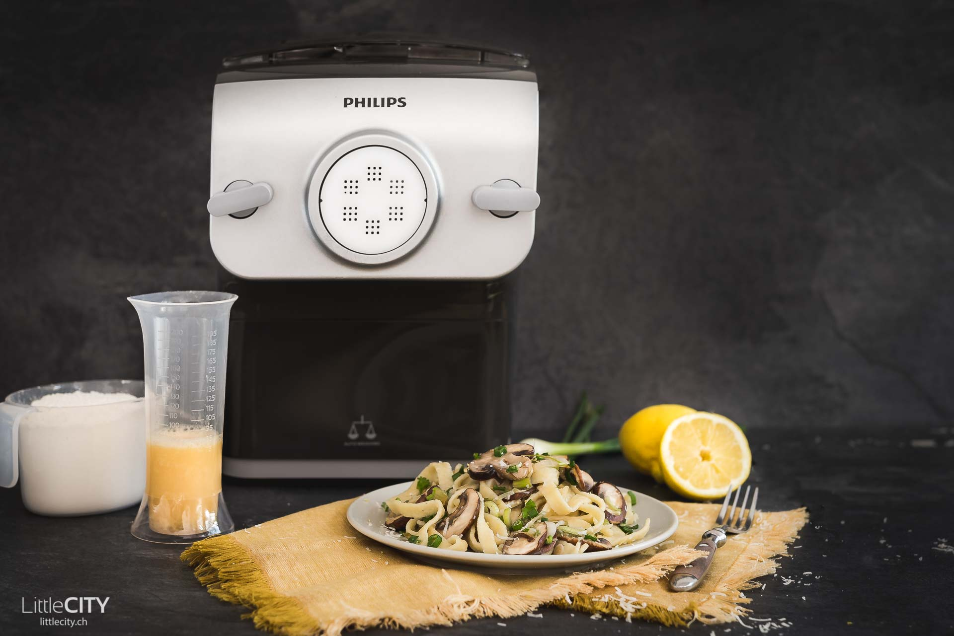 Philips Pastamaker Rezept & Test