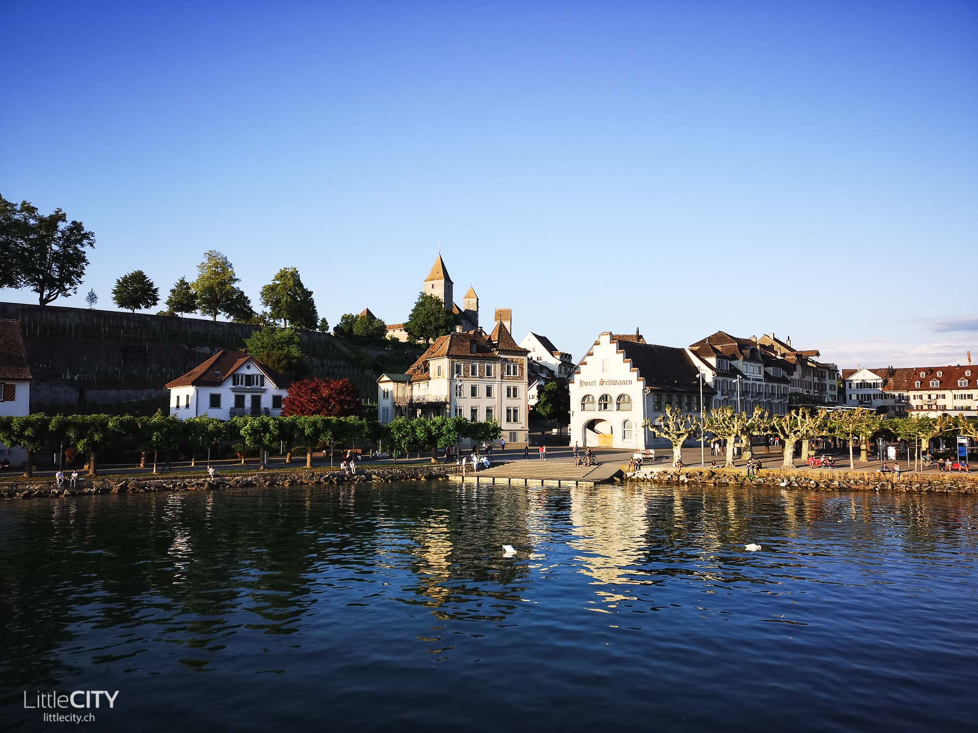 Rapperswil am Zürichsee Huawei P20 Pro