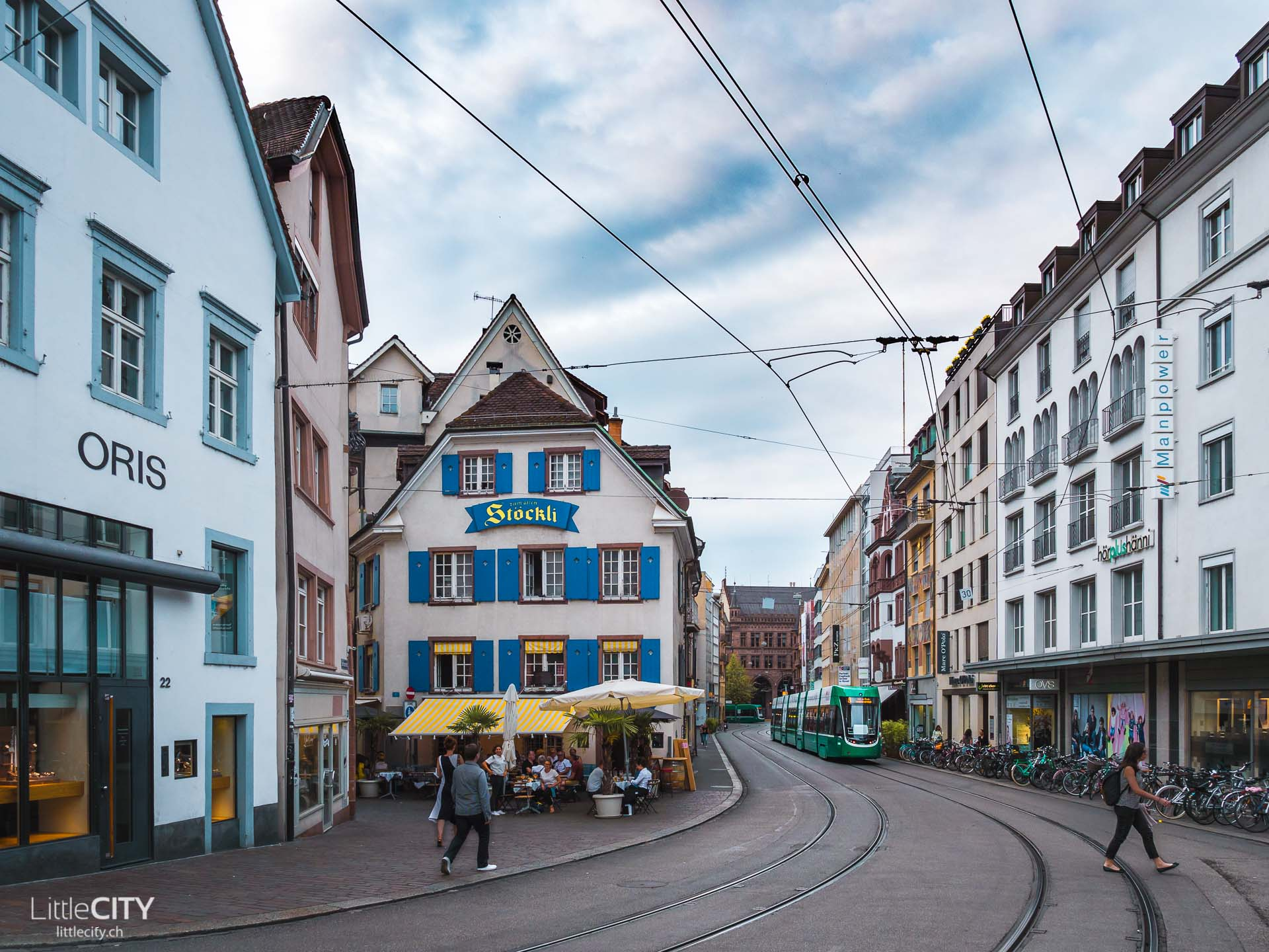 Barfüsserplatz Basel Sehenswürdigkeiten