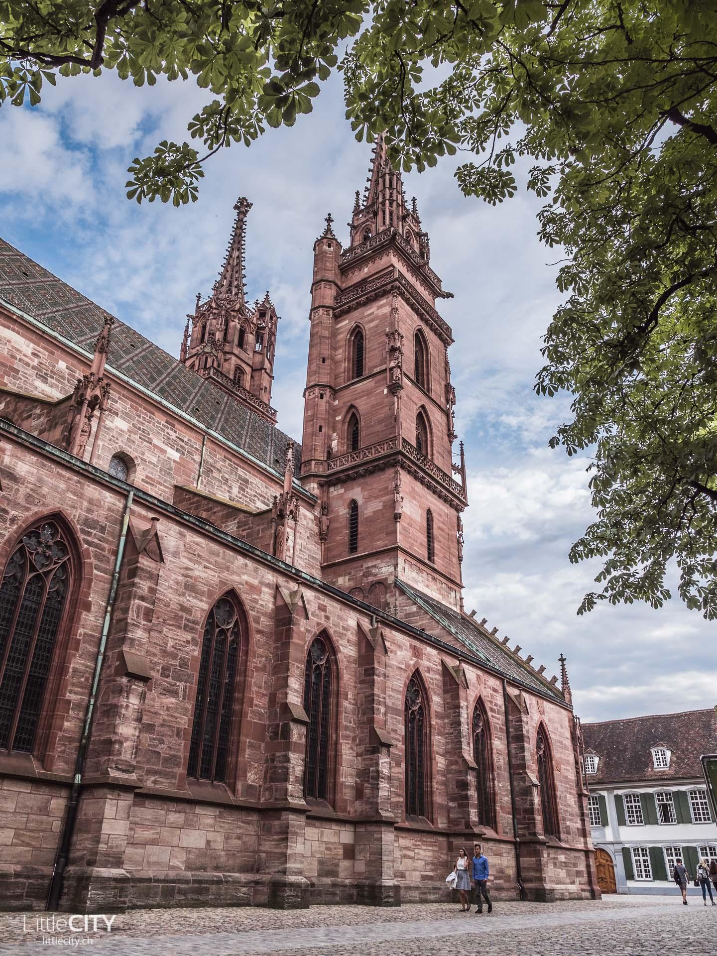 Basel Sehenswürdigkeiten Münster