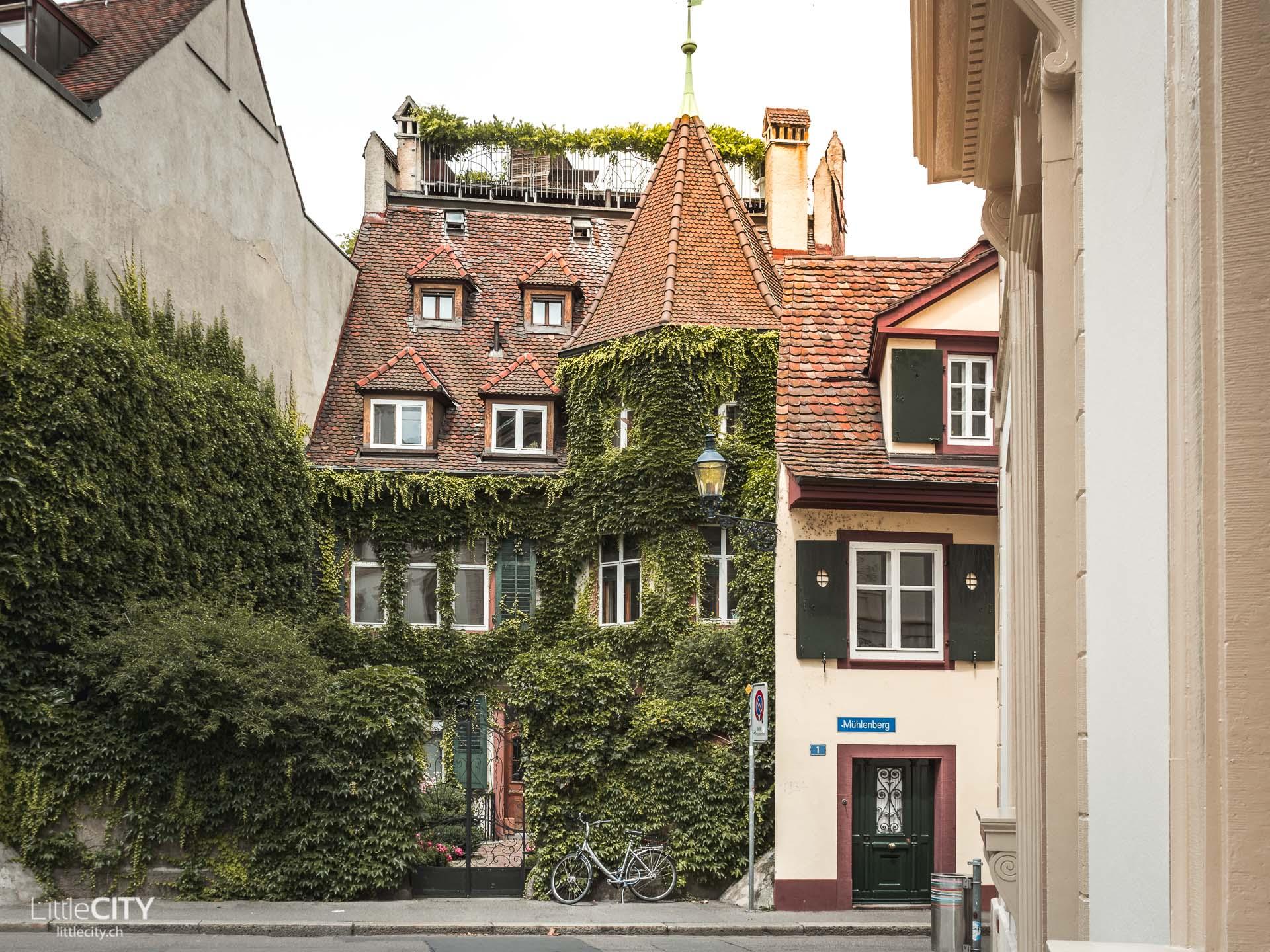 St Alban Vorstadt Basel Sehenswürdigkeit