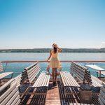 St Petersinsel Bielersee Ausflug Schweiz