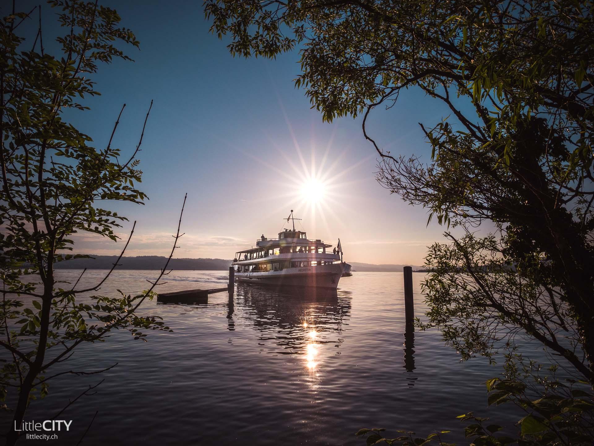 Insel Ufenau Anreise Schiff