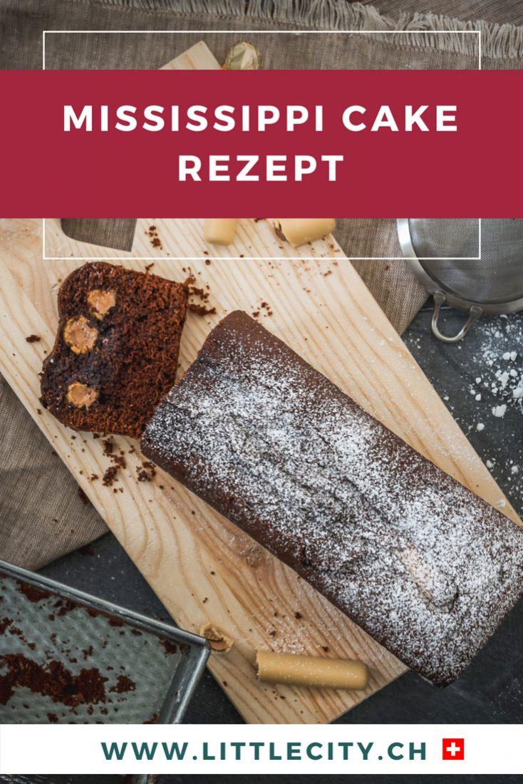 Mississippi Cake Rezept