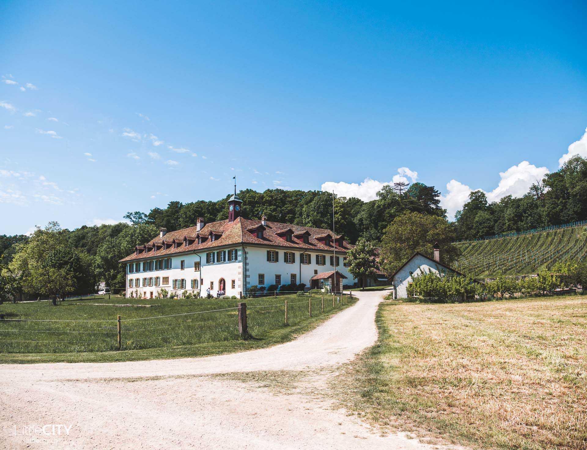 St. Petersinsel Bielersee Kloster Hotel