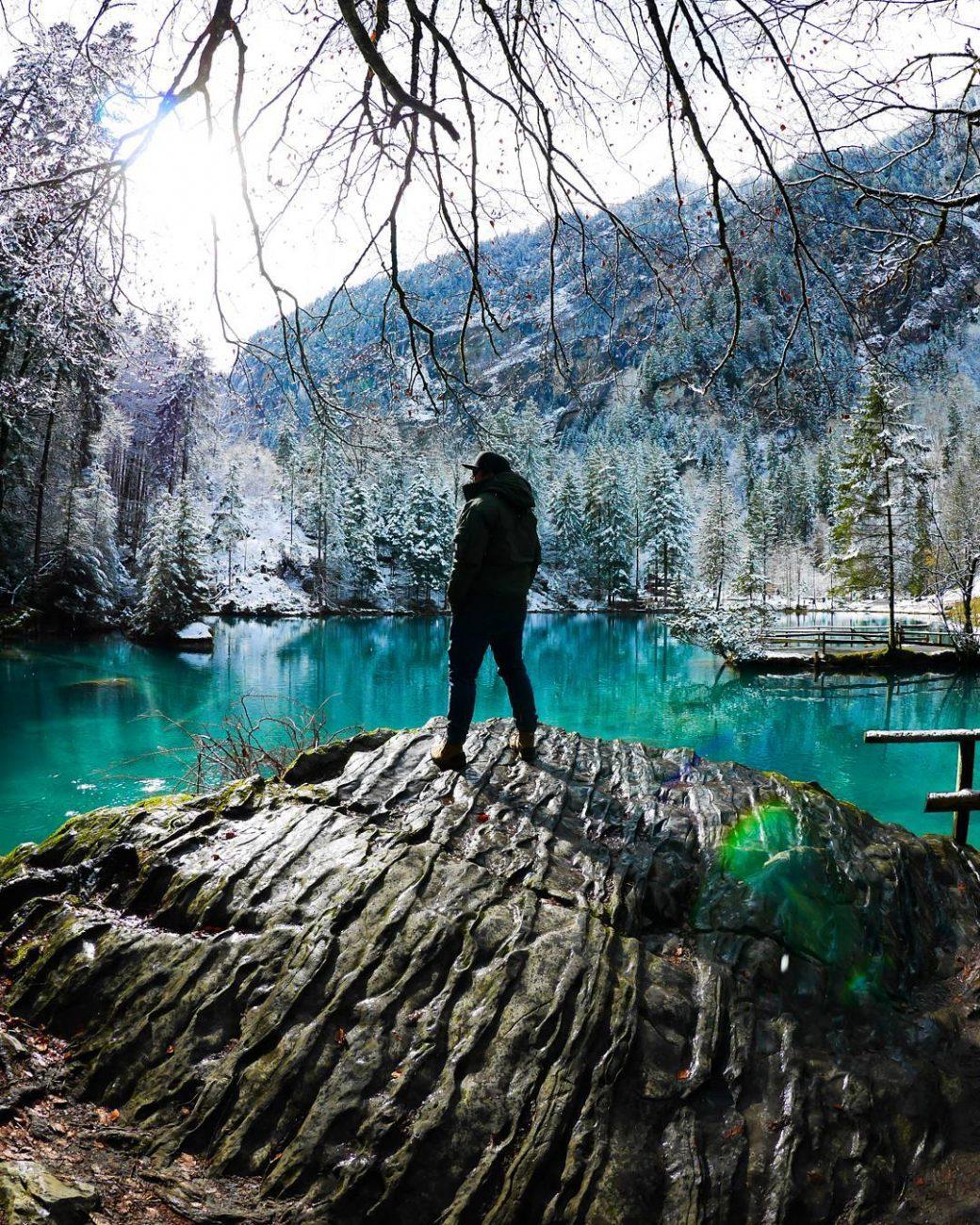 Blausee Ausflugstipp Schweiz