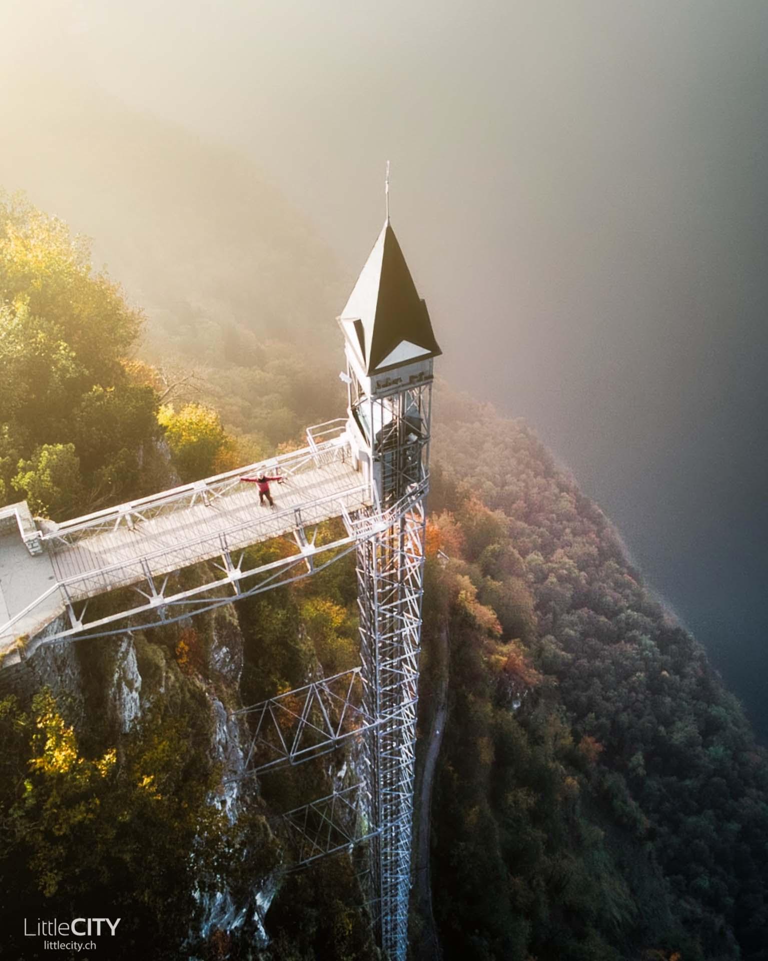 Bürgenstock Hammetschwand Lift Ausflugstipp