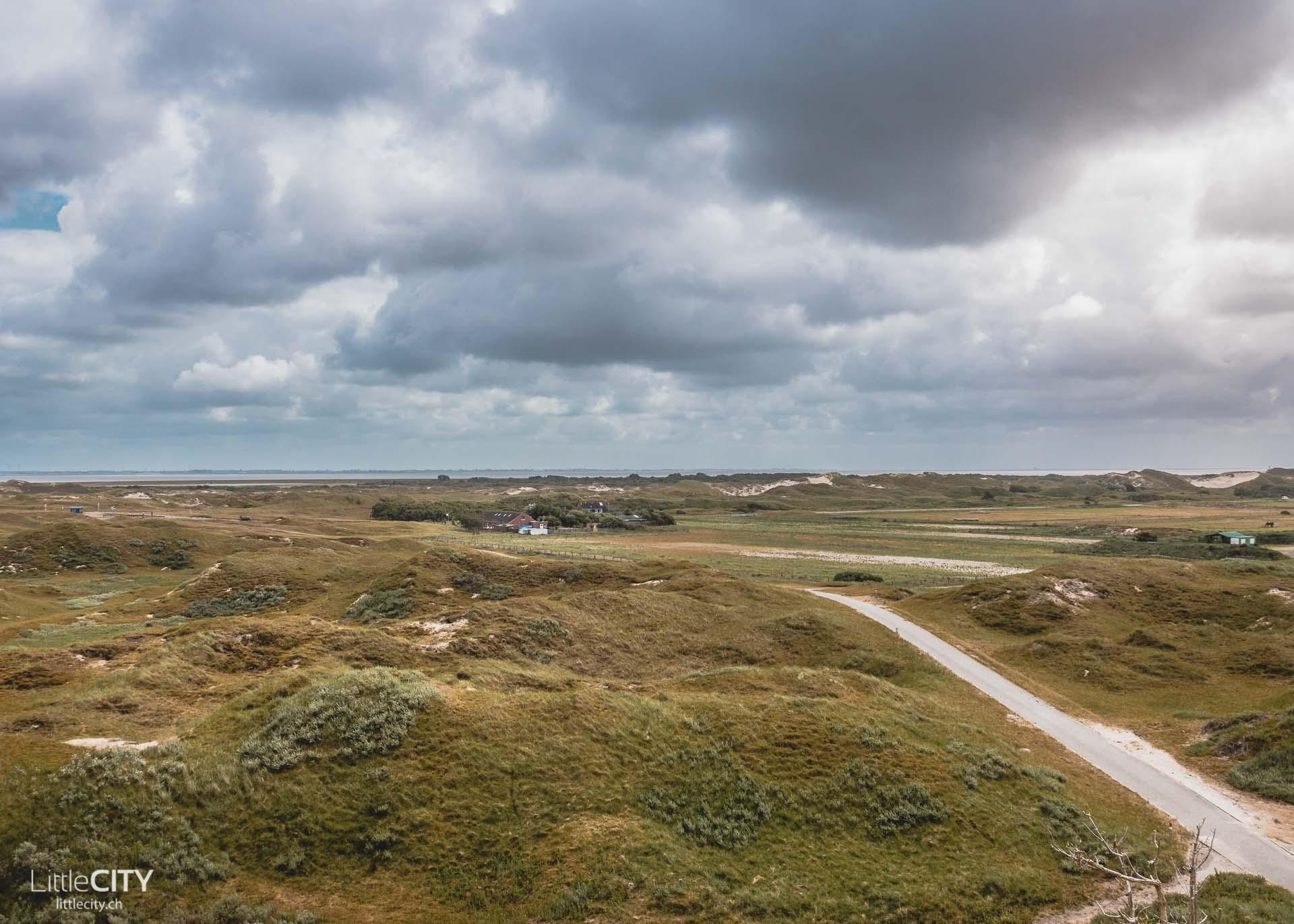 Norderney Dünenlandschaft Reisetipps