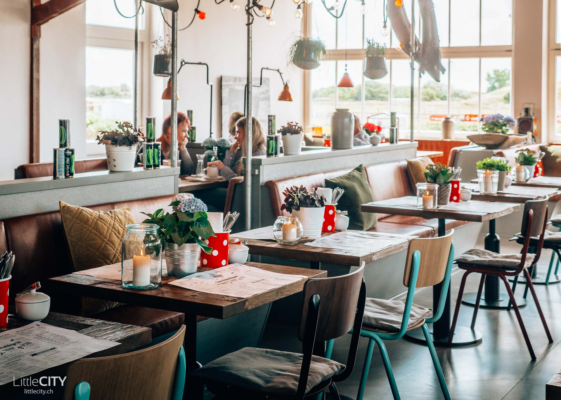 Meierei Restaurant Norderney