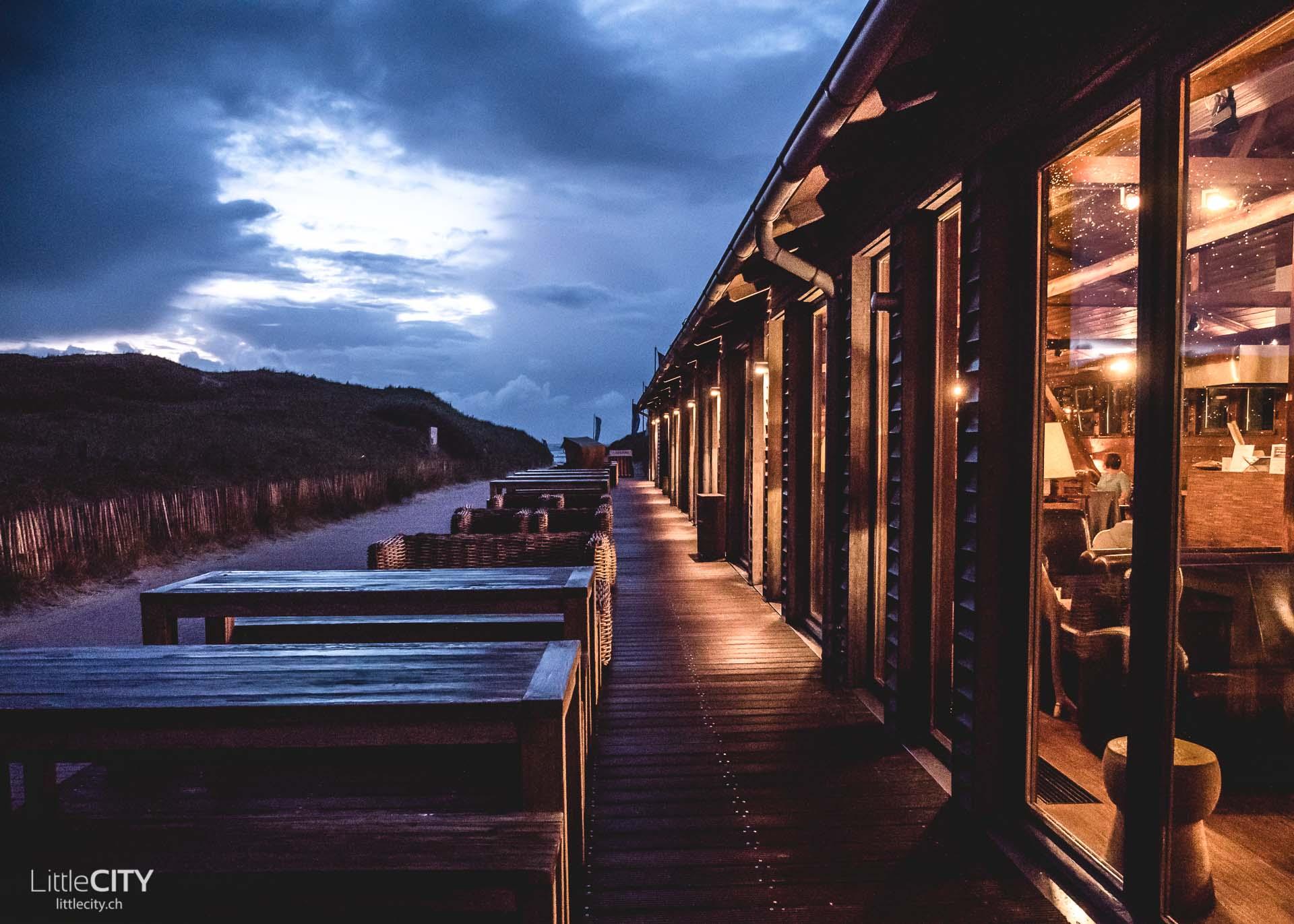 Restaurant Weisse Düne Norderney