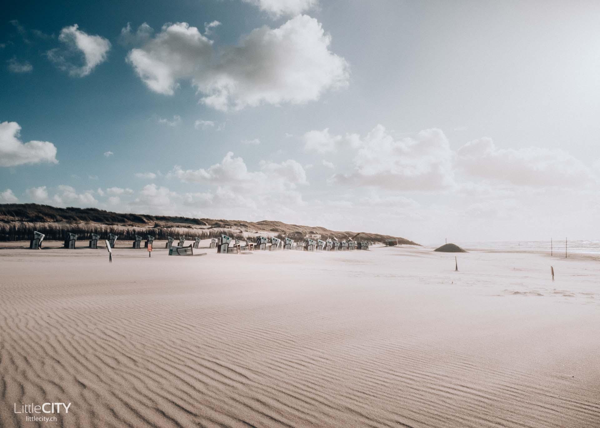 Weisse Düne Strand Norderney Sehenswürdigkeiten