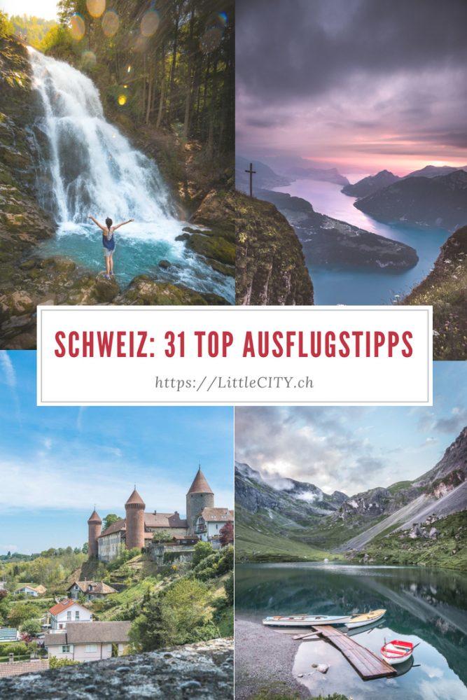 Schweiz Ausflugsziele