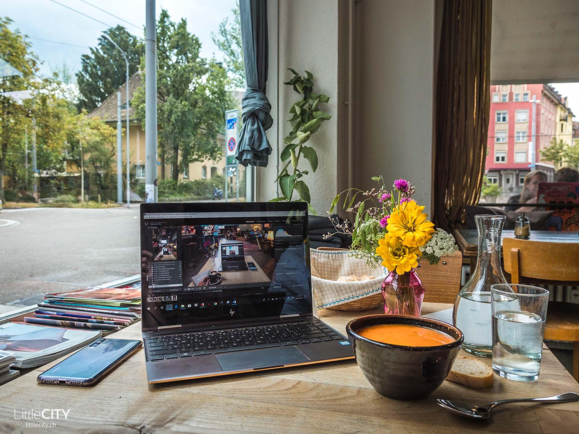 Café du Bonheur Zürich Café Tipps zum arbeiten
