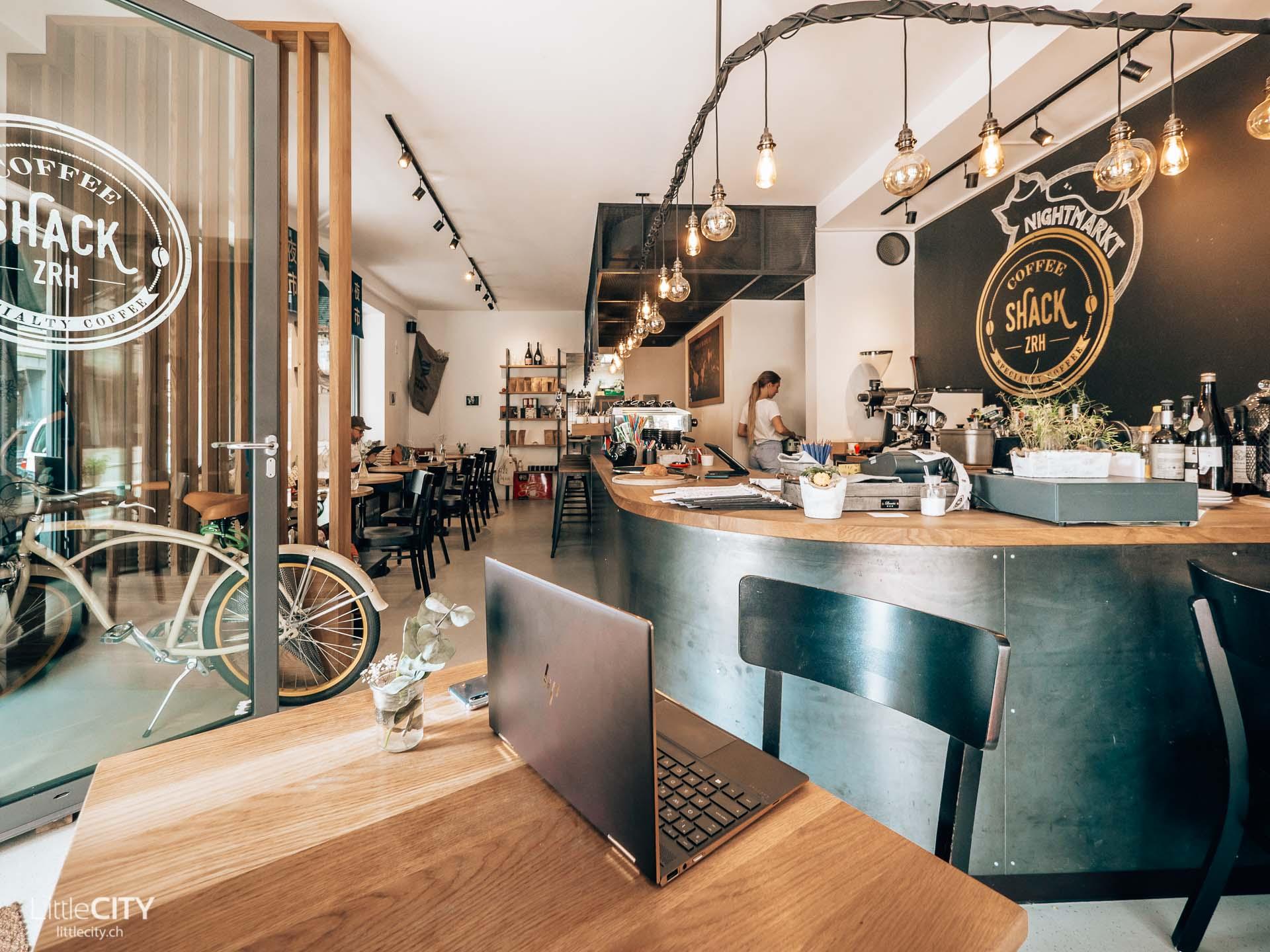 Café Shack Zürich Kaffee Tipp