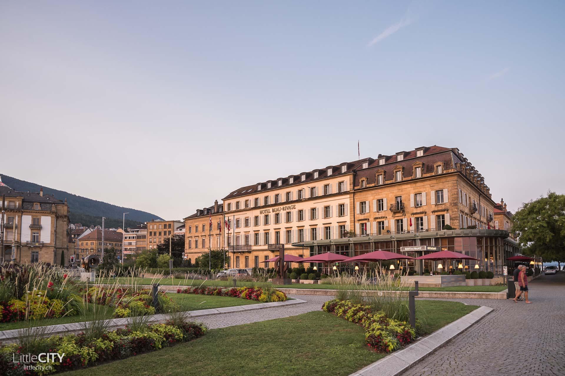 Hotel Beau Rivage Neuchatel