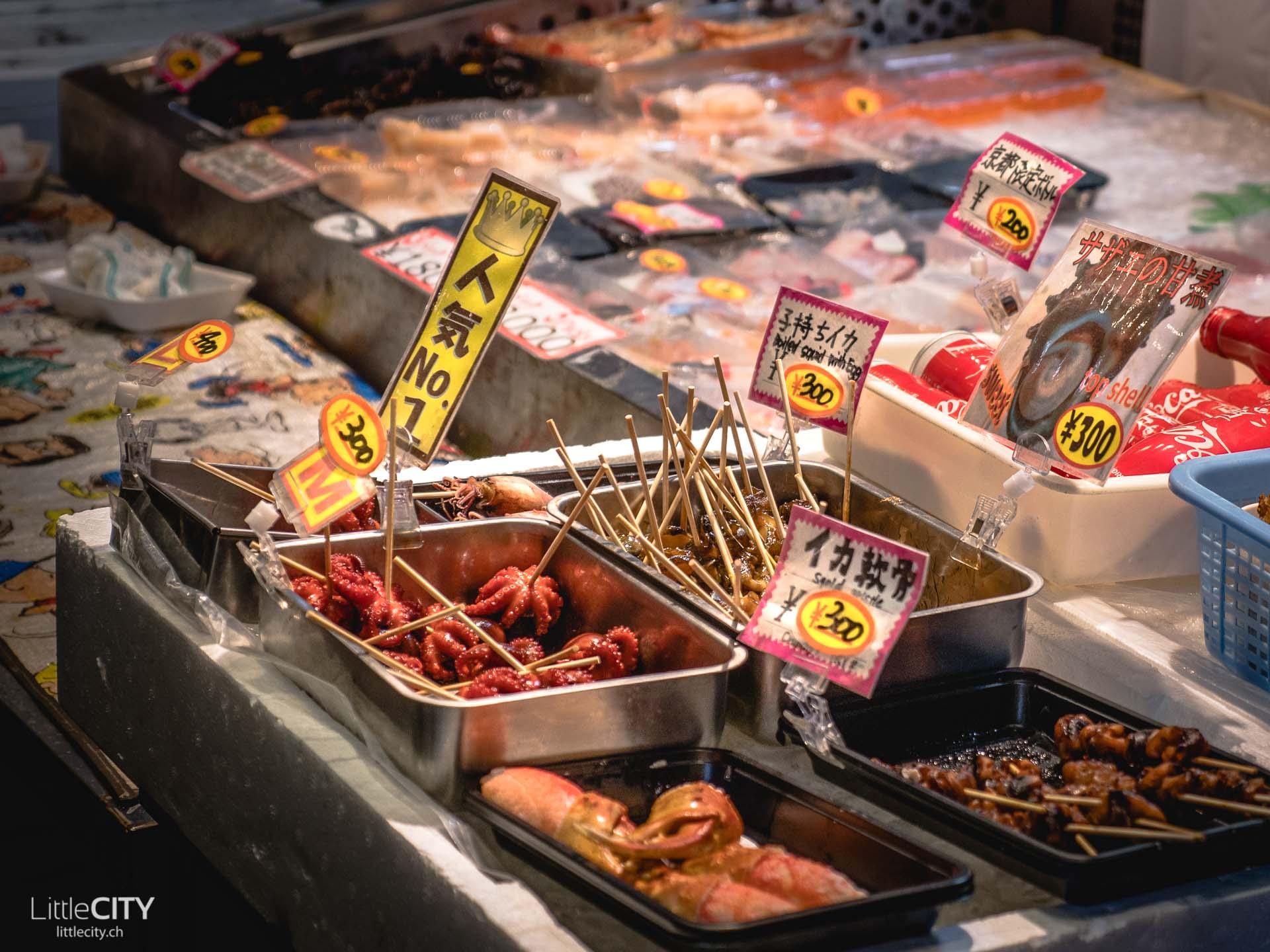 Kyoto Neshjiki Market