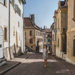 Neuchatel Altstadt Sehenswürdigkeiten Valeria