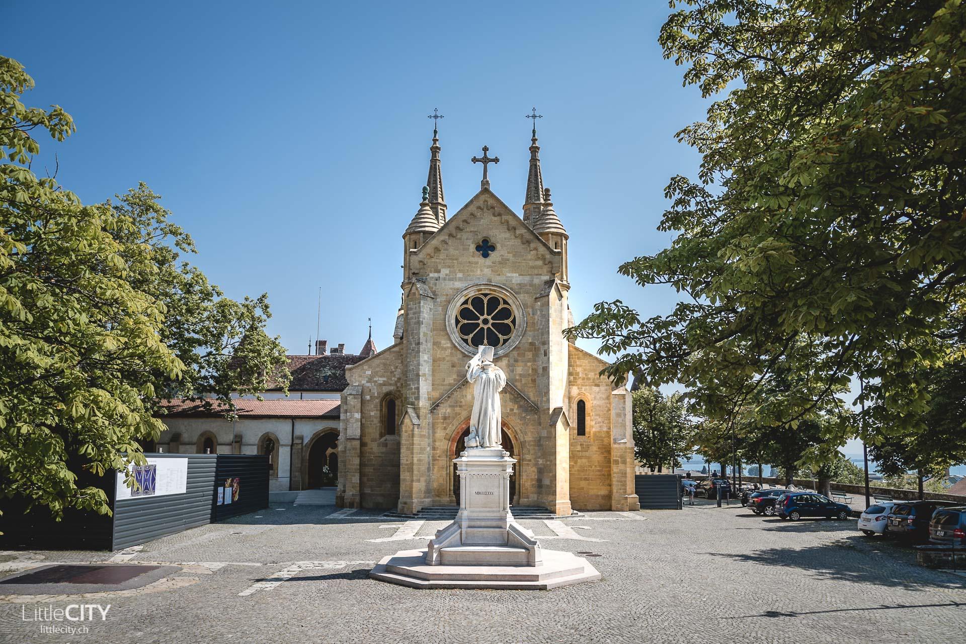 Neuenburg Kollegiatskirche