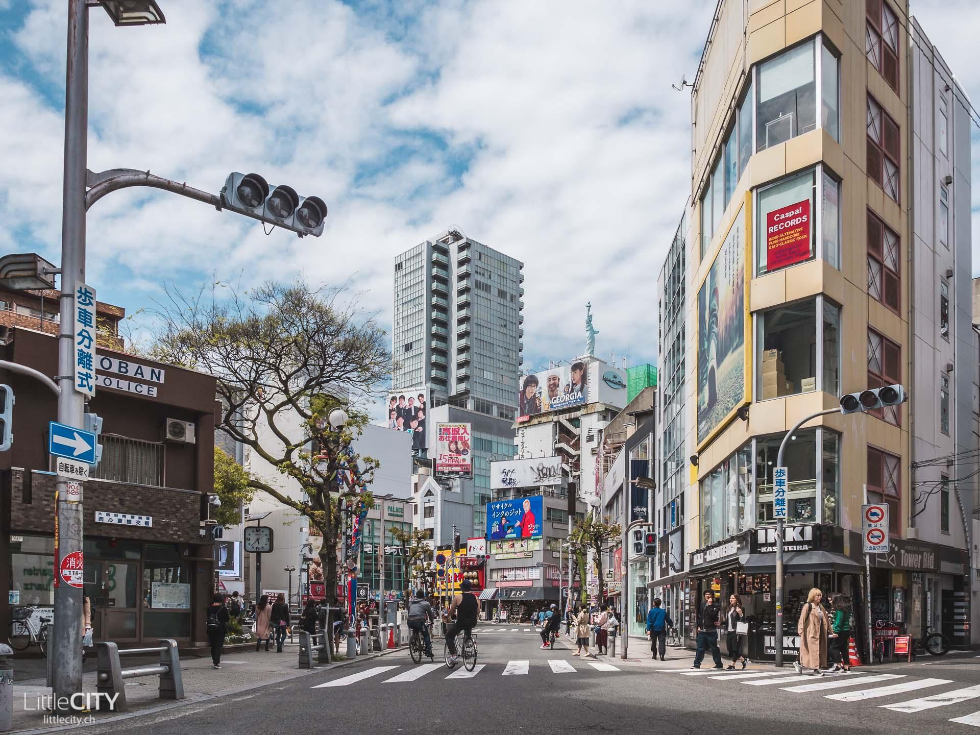 Osaka America Mura Tipp