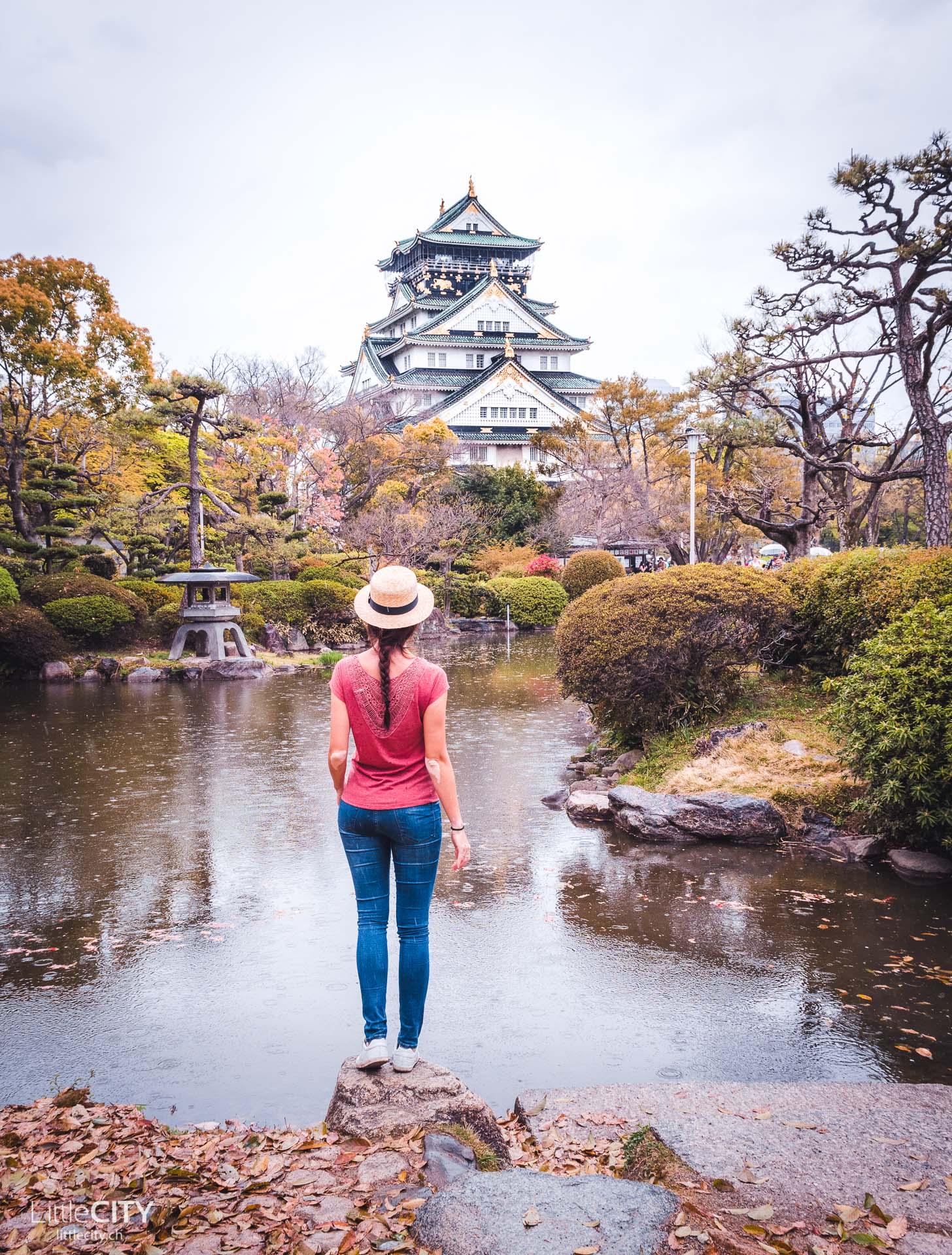 Osaka Castle Reisetipps
