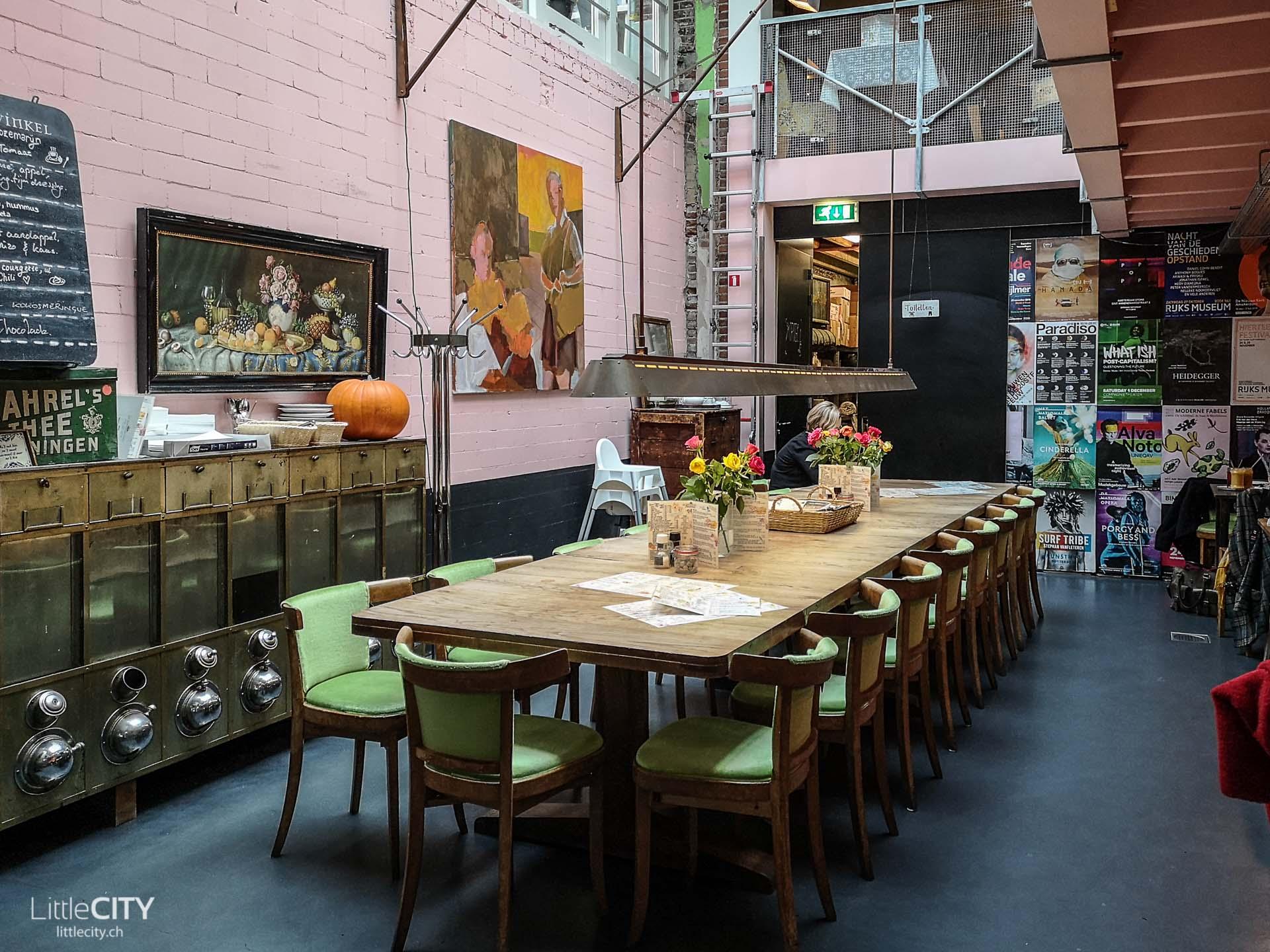 Amsterdam Bakkerswinkel Restaurant Tipp