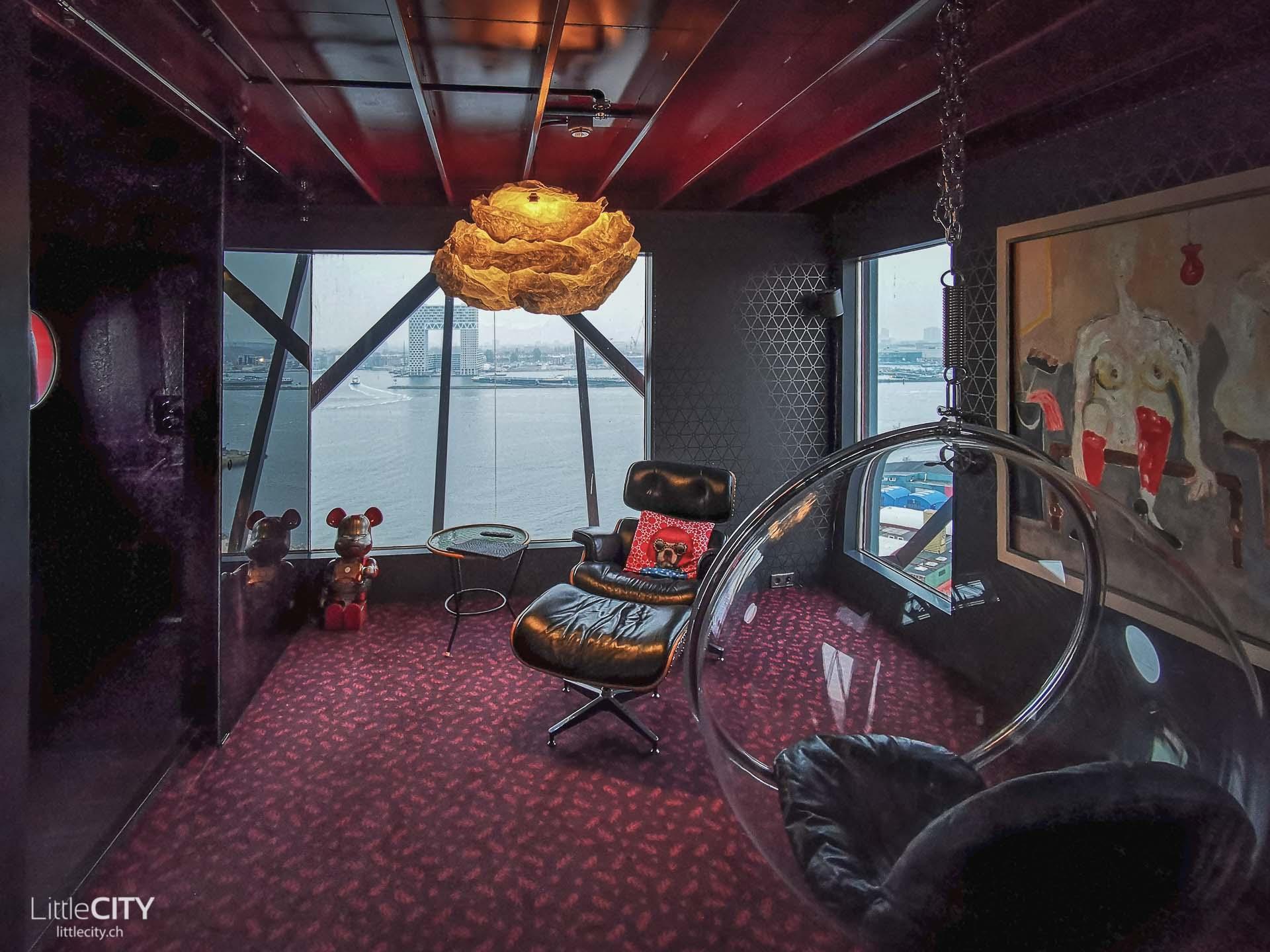 Amsterdam Crane Hotel Faralda NDSM Werf
