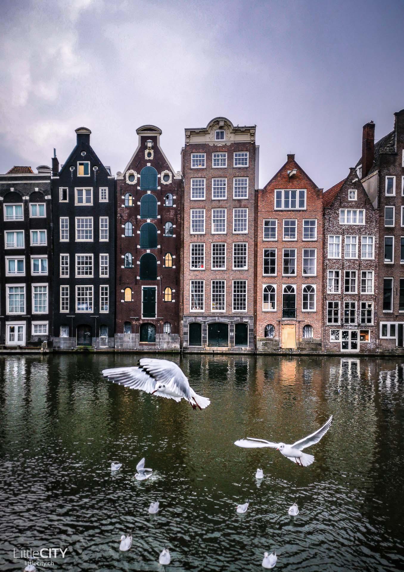 Damrak Amsterdam Foto Spot Tipp