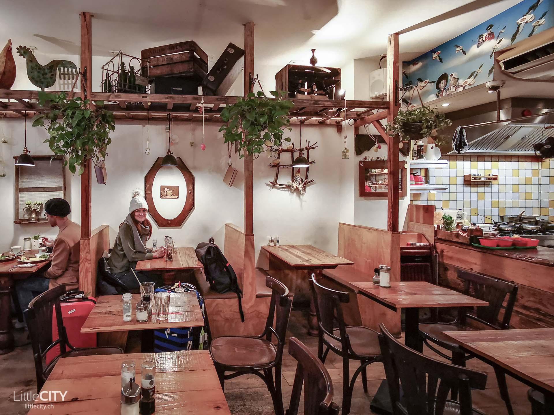 Amsterdam Restaurant Tipp Omelegg