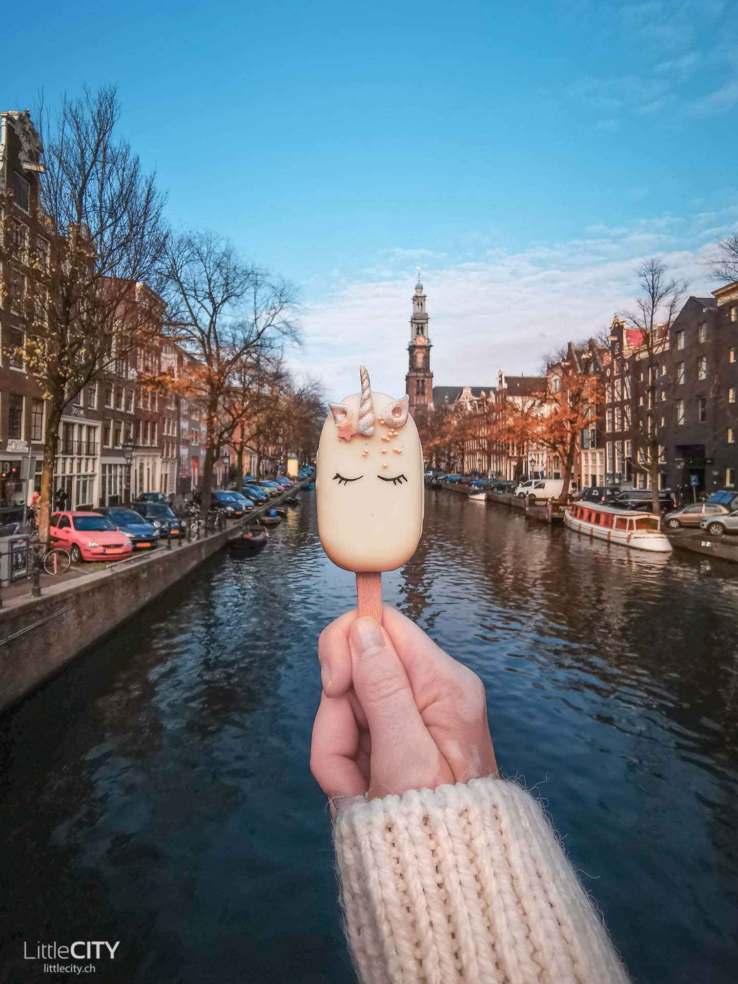 Polaberry Amsterdam Instagram Foto Spot