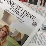 Fine to Dine Zurich Magazin