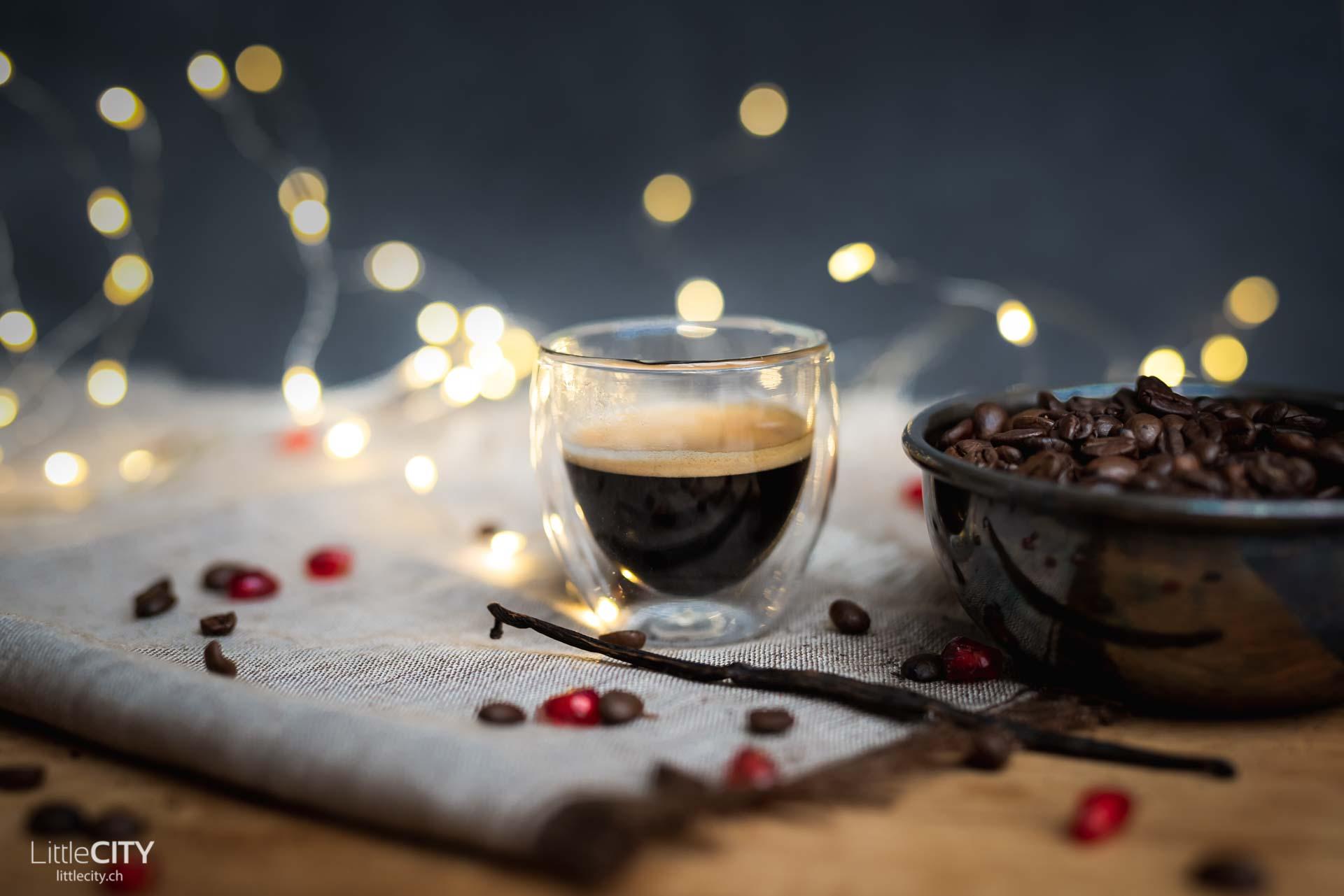 Espresso Panna Cotta Rezept