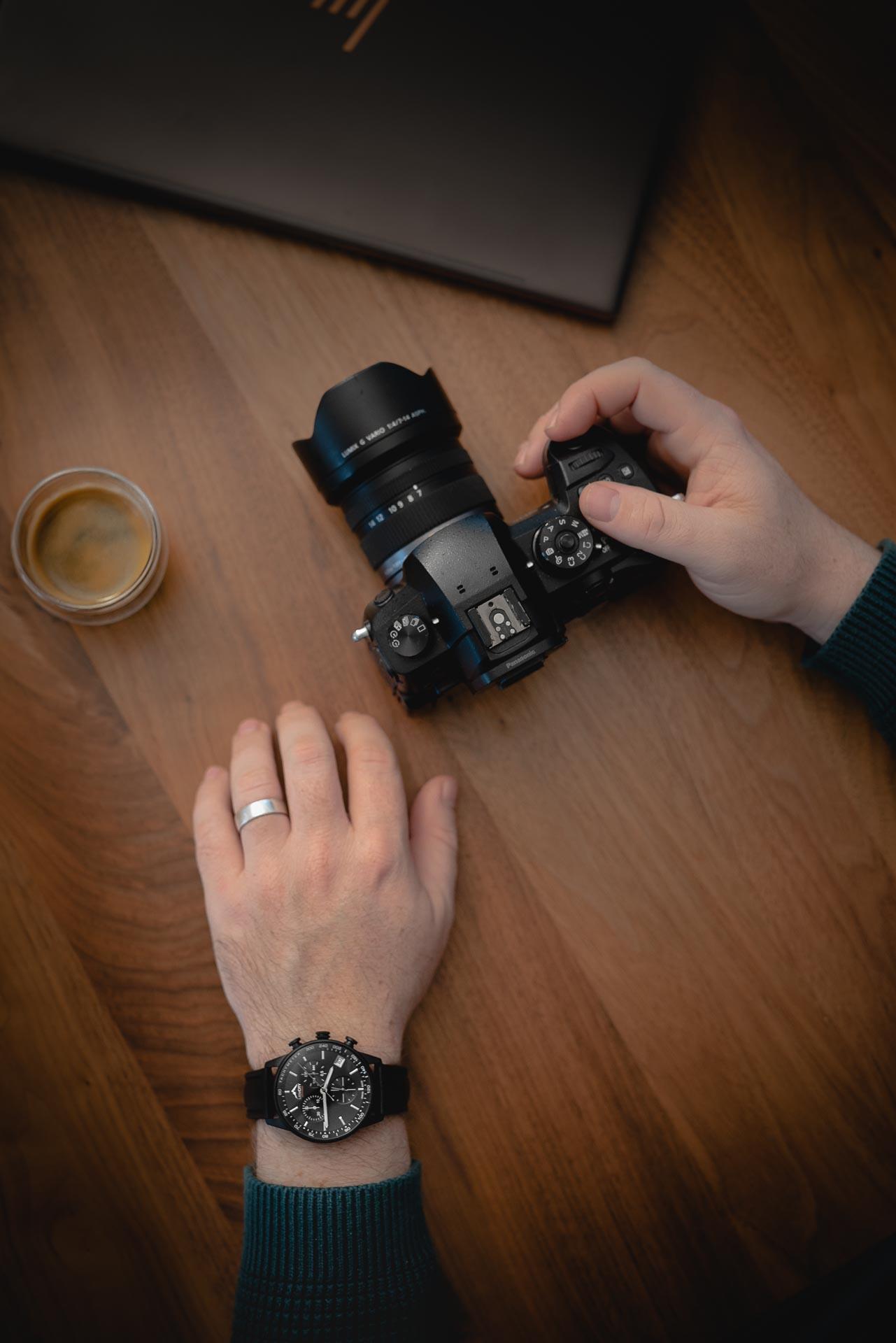 Lifechanger Armband Uhr - Swiss Made