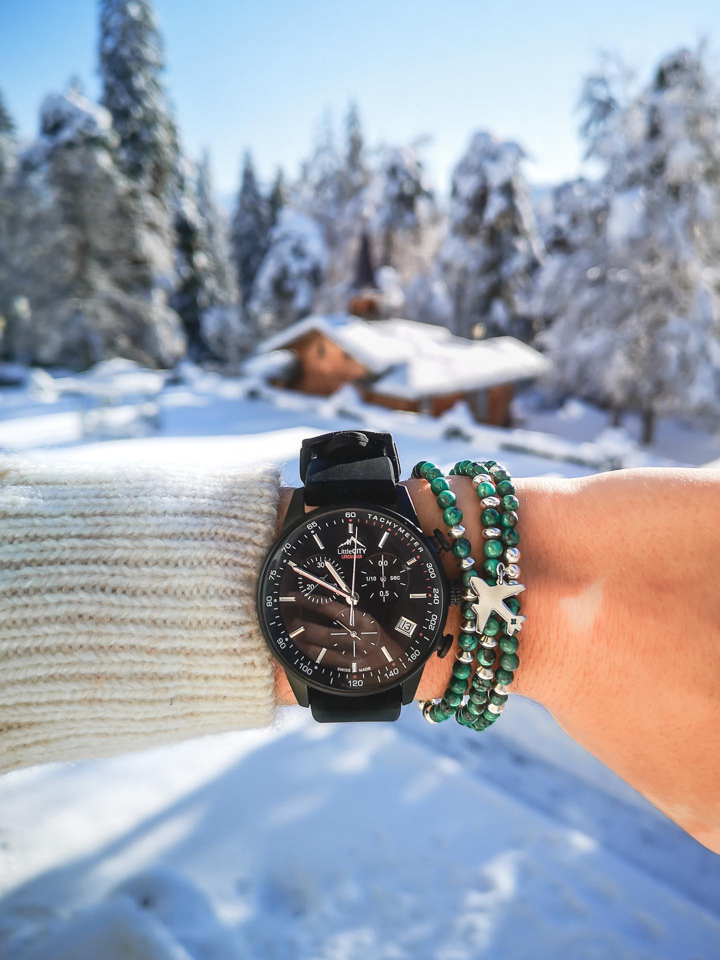 Walshaus Flims lifechanger Uhr LittleCITY Shop