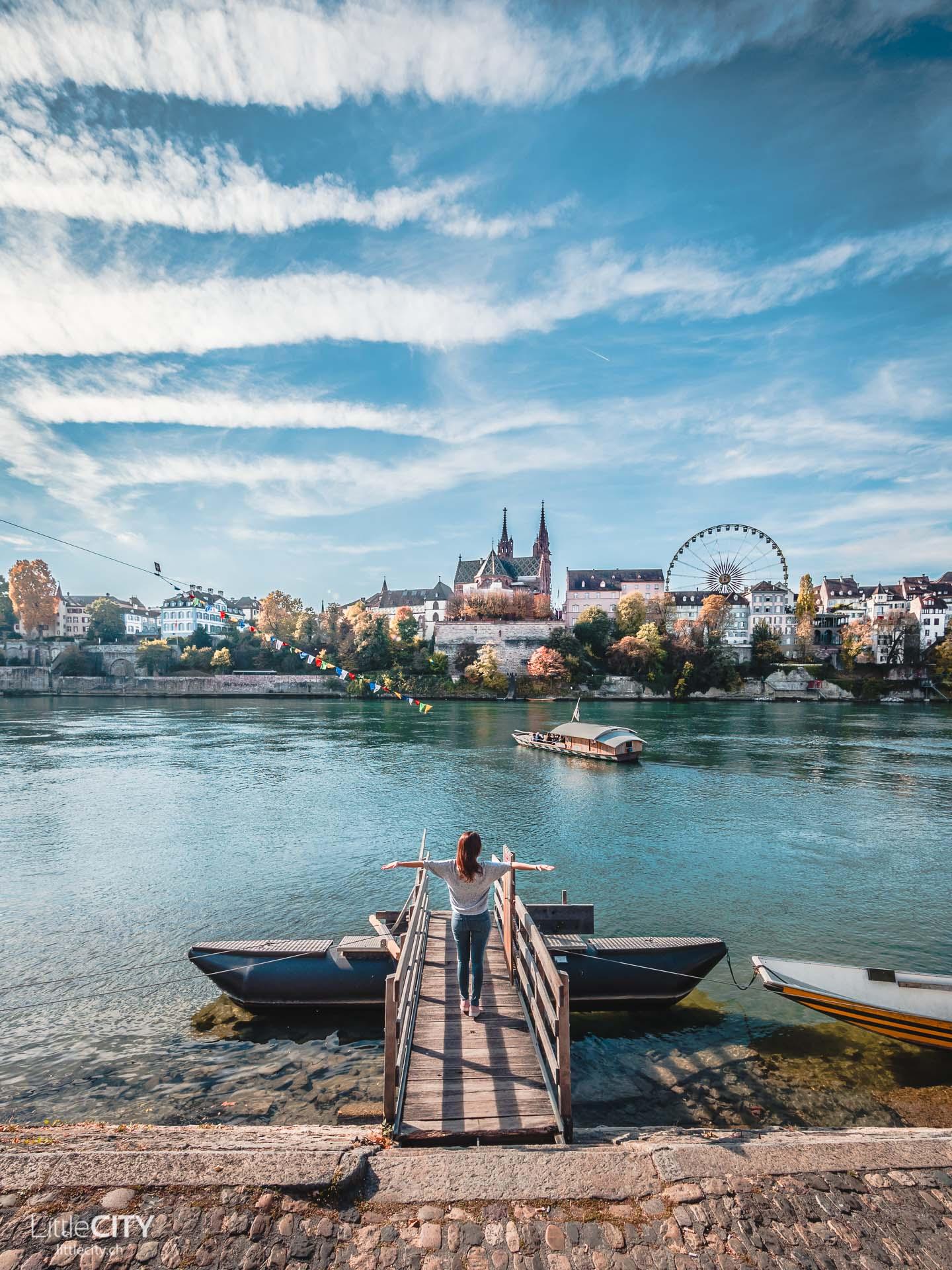 Basel Reisetipps Sehenswürdigkeiten Rhein
