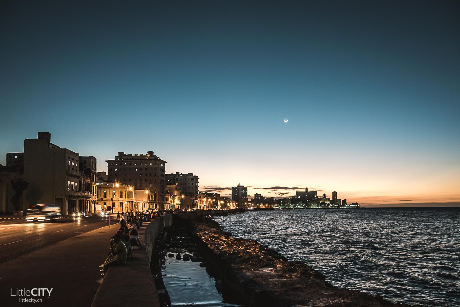 El Malécon Havanna Sehenswürdigkeiten