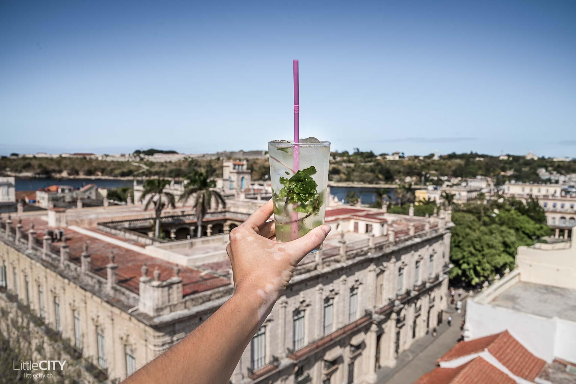 Hotel Ambos Mundo Havanna
