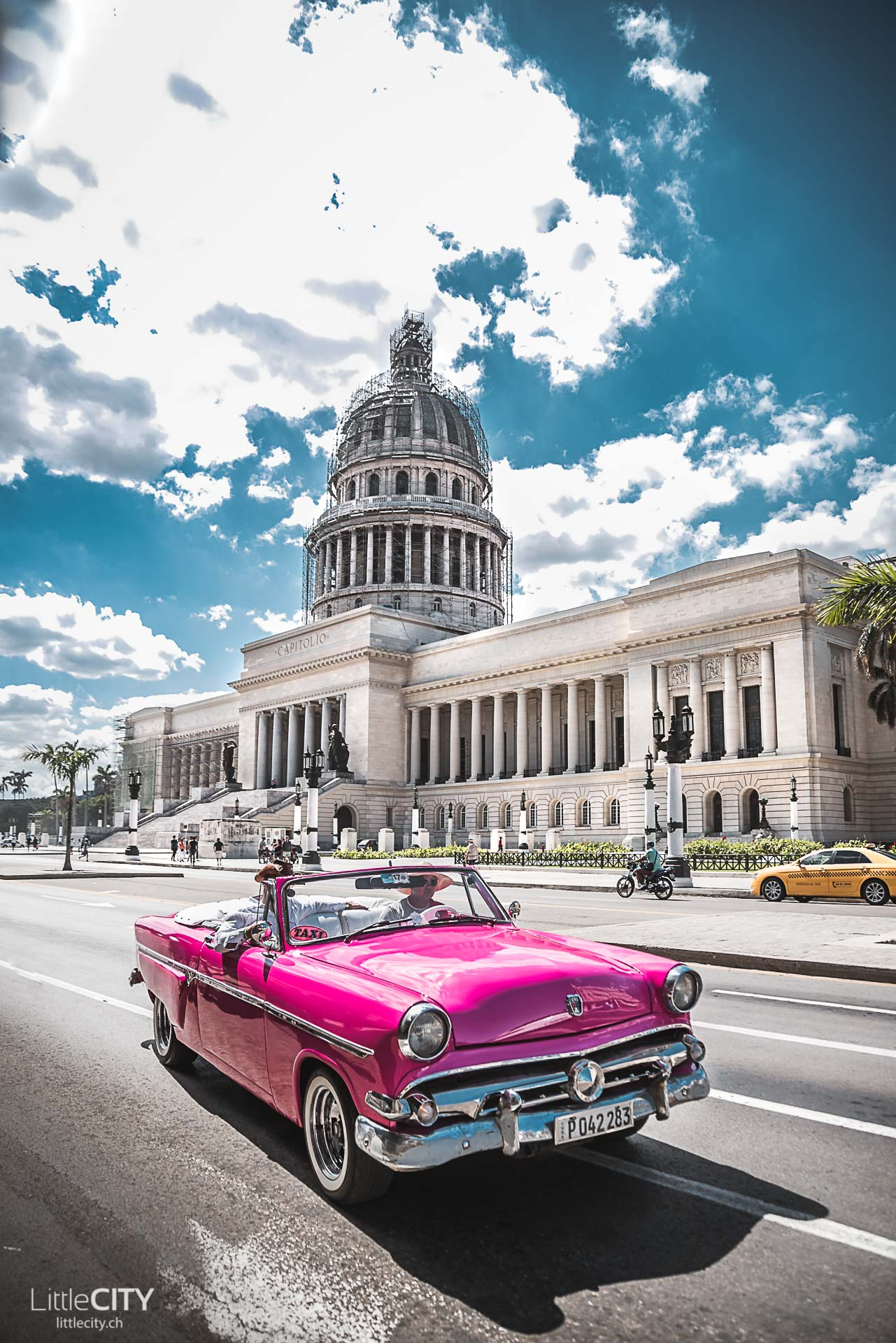 Havanna Capitolio Reisetipps
