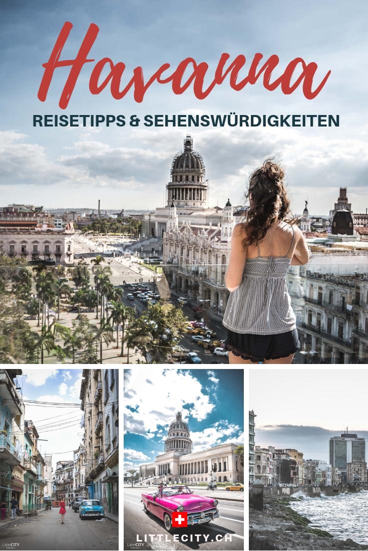 Havanna Reisetipps & Sehenswürdigkeiten