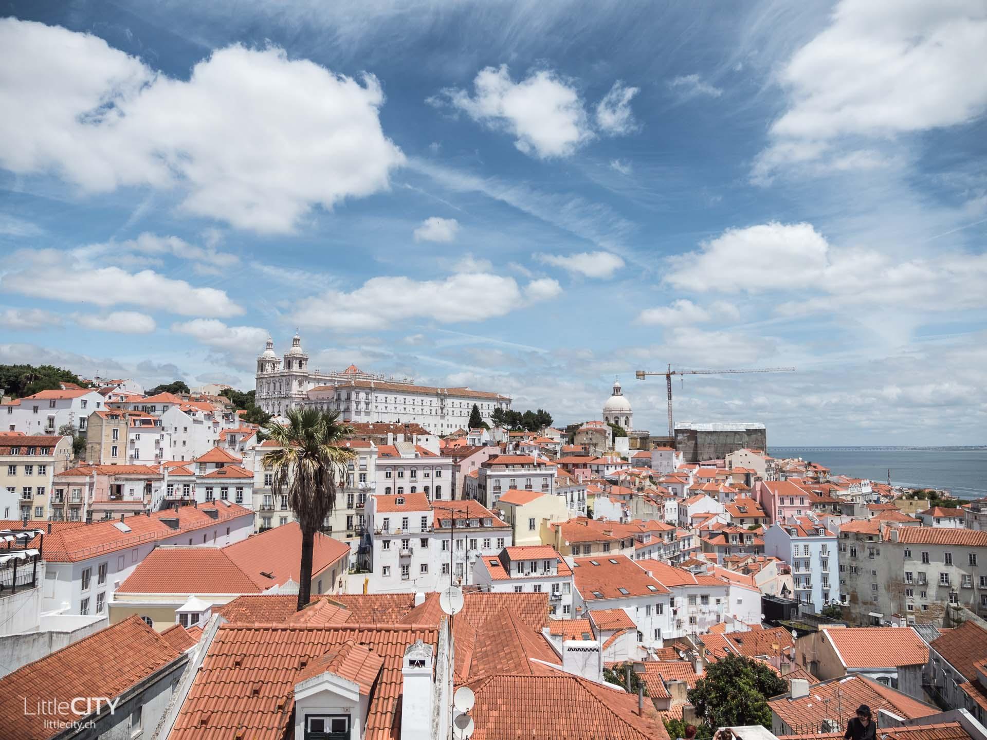 Lissabon Reisetipps Miradouro das Portas do Sol