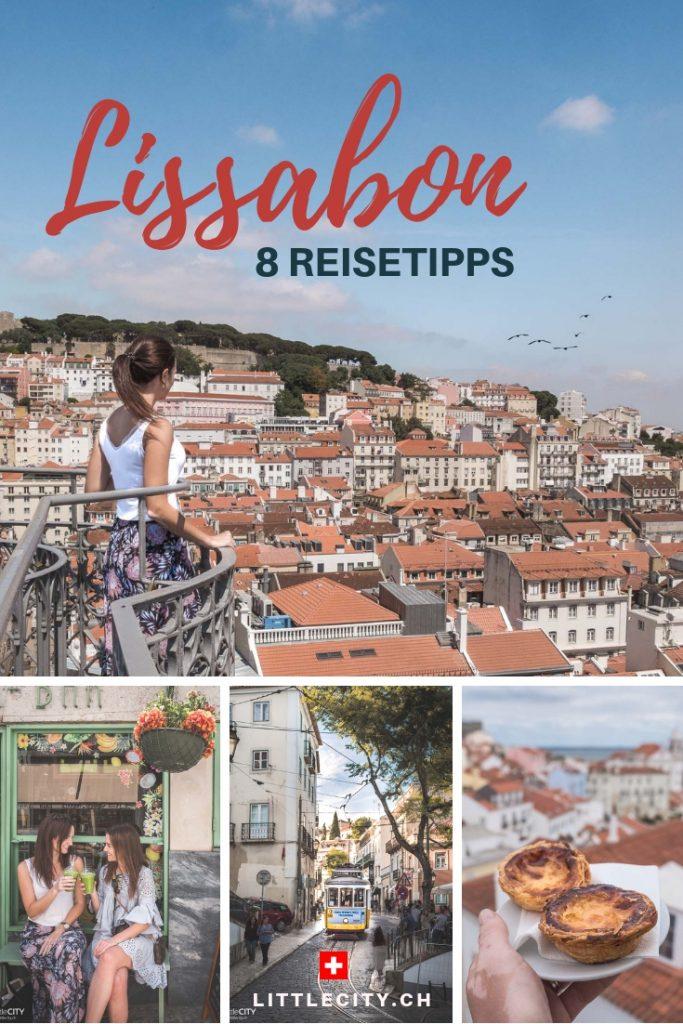 Lissabon Reisetipps & Sehenswürdigkeiten