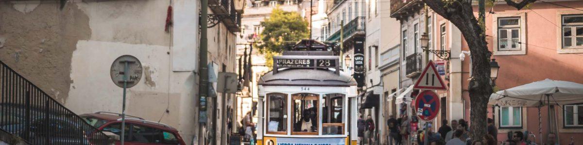 Lissabon Reisetipps Tram Nr 28 E