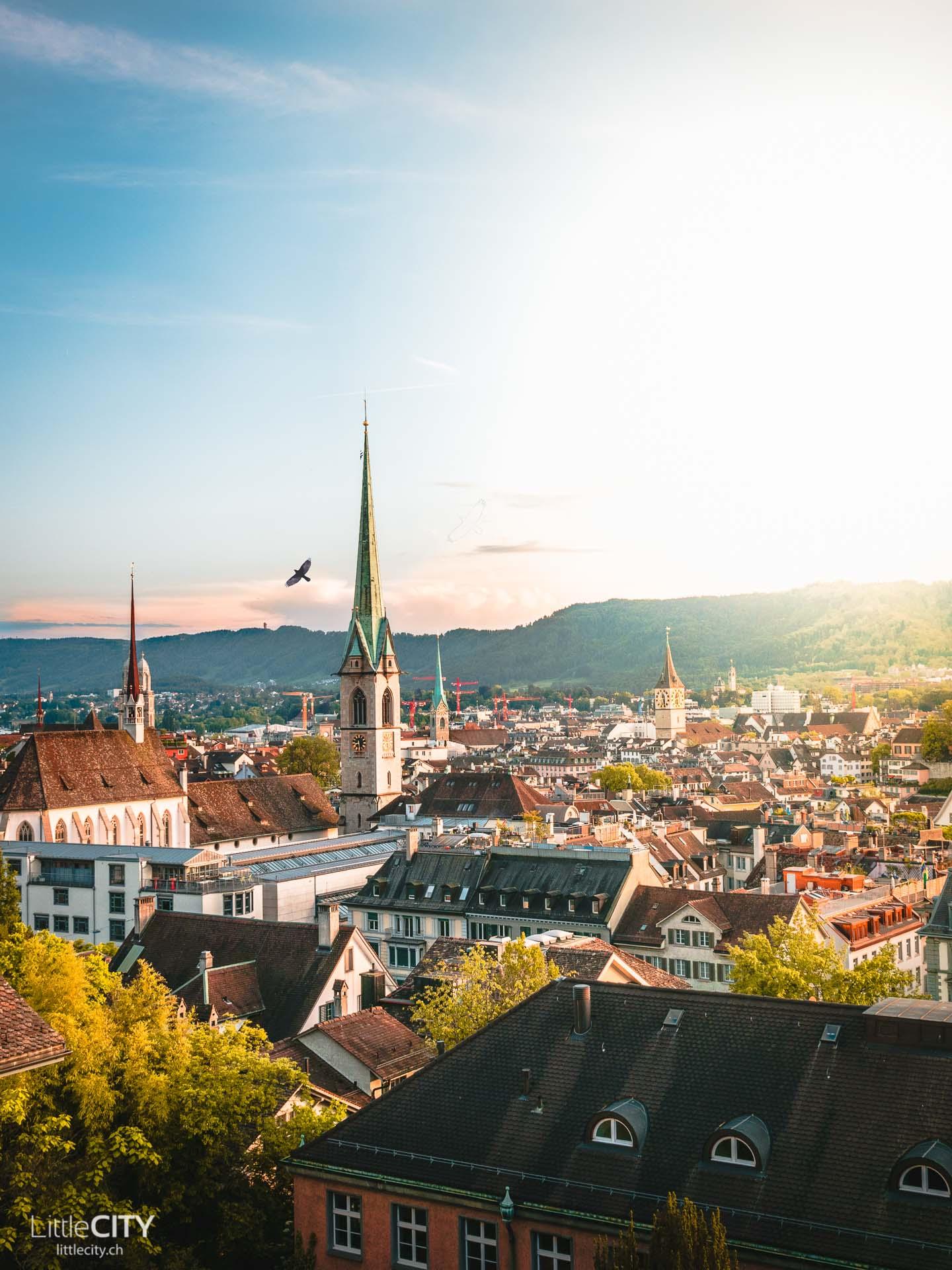 Zürich Reisetipps & Sehenswürdigkeiten