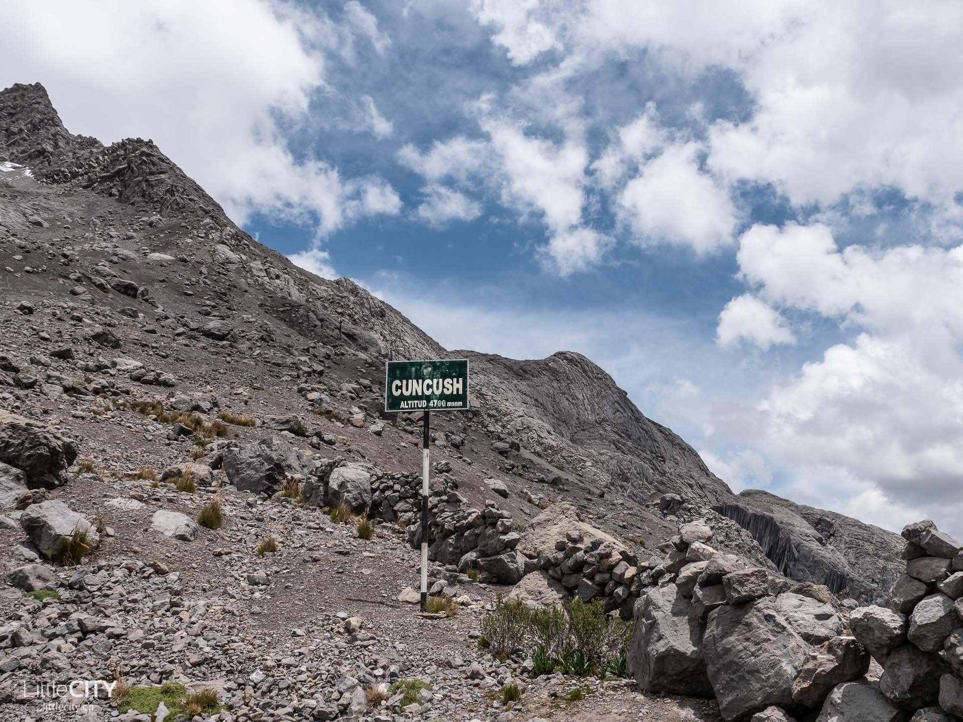 Peru Cunush 4700 m