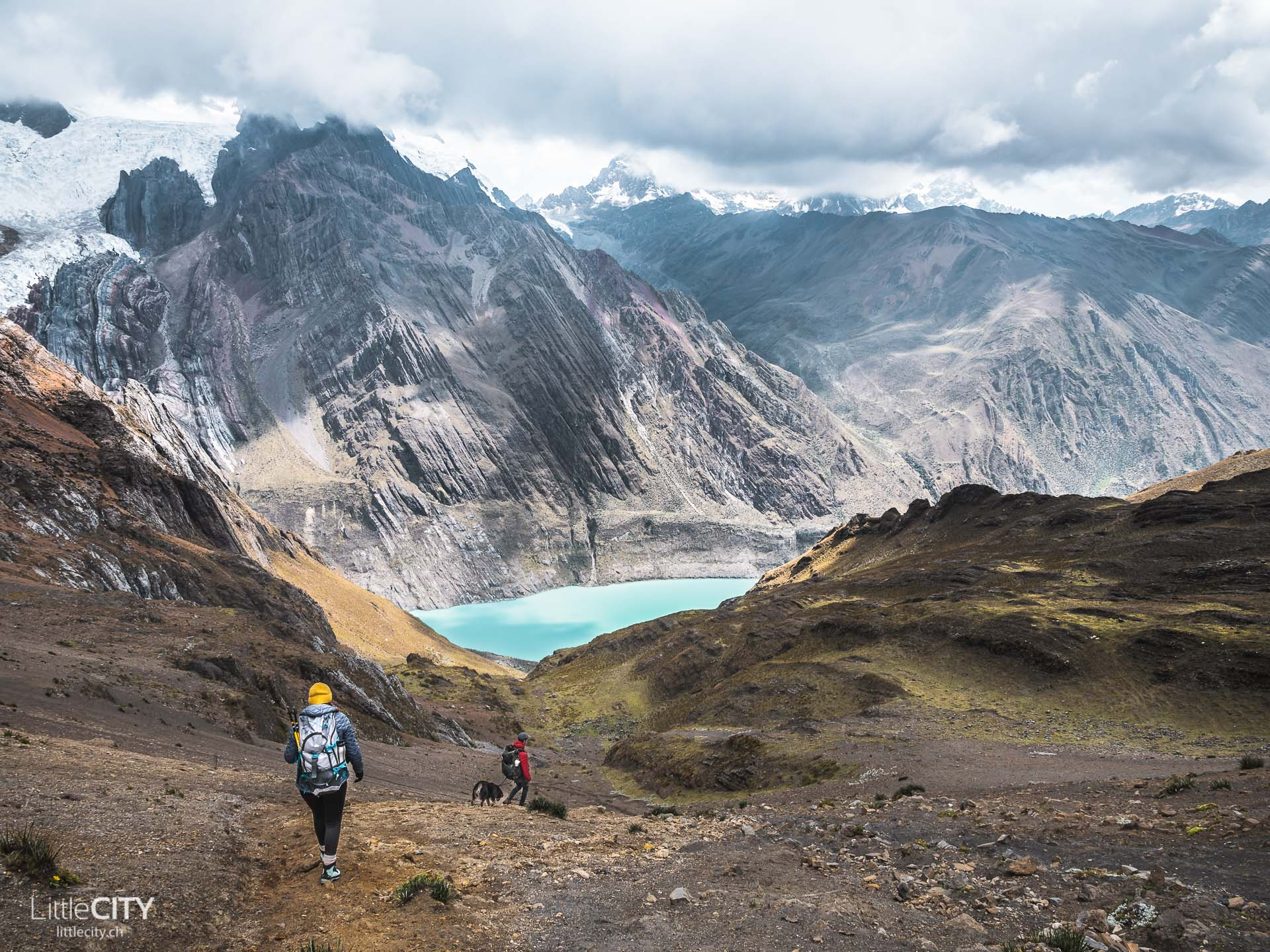 Peru Trecking Laguna Jahuacocha