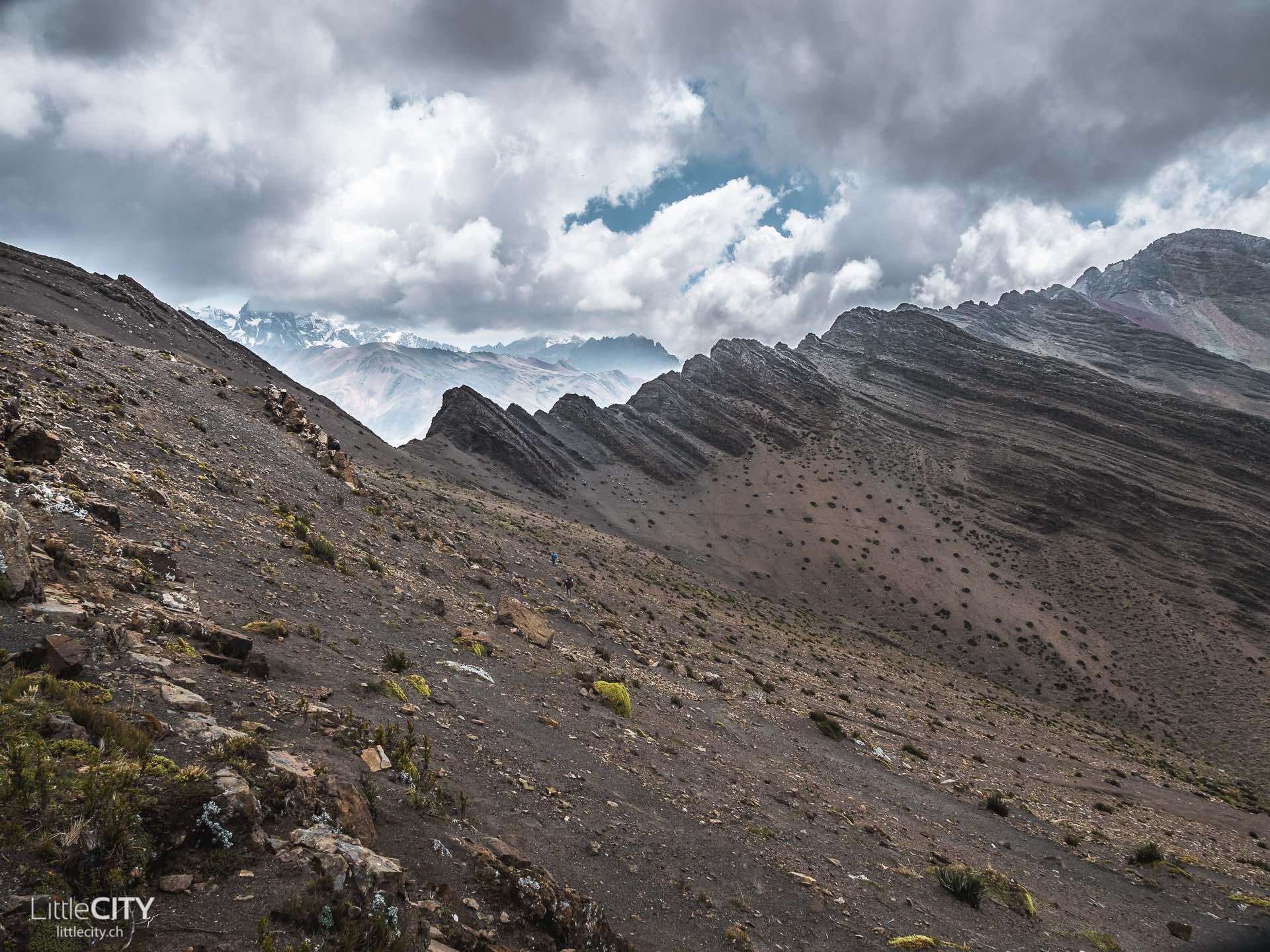 Peru Cordillera Blanca Pass Trecking